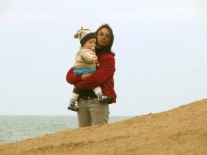 eu e Chico na Pinheira